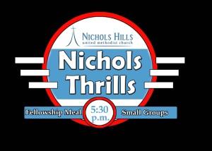 Nichols Thrills Logo